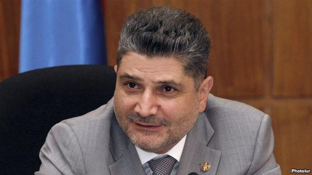 Sarkisyan: 'Suriyeli Ermenilerin ülkelerine dönme umudu kalmadı'