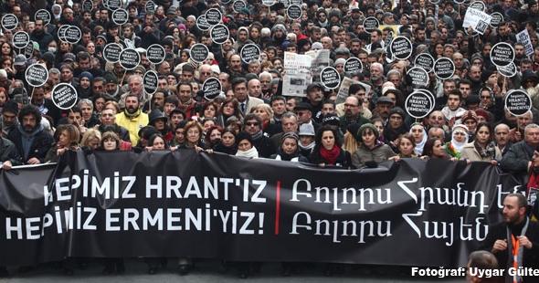 Adalet Talebimiz Var İnsiyatifi Dink davası için Başbakan'ın kapısını çaldı
