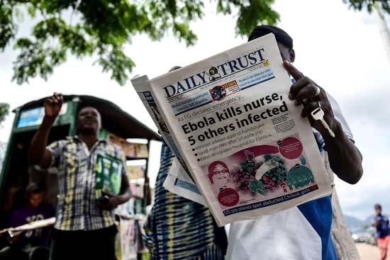 Ebola salgını korkutuyor