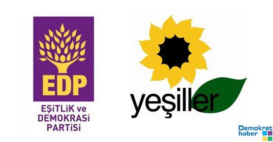 EDP ve Yeşiller'den Siyaset Atölyeleri