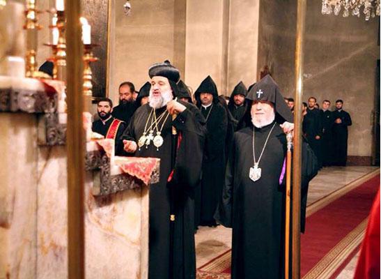 '2015'te Ermeni Soykırımı ve Seyfo birlikte anılsın'
