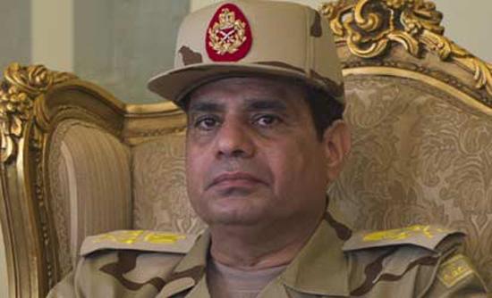 El Sisi'den Mısır halkına çağrı