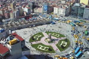 Taksim Meydanı Projesi başlamak üzere