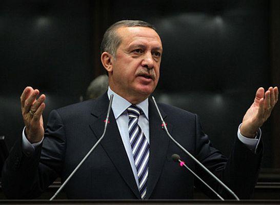 Erdoğan Azeri televizyonunda röportaj verdi