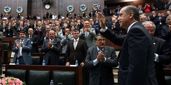 Başbakan Erdoğan: 'Hanımların nasıl küfrettiğini görünce nevrim döndü'