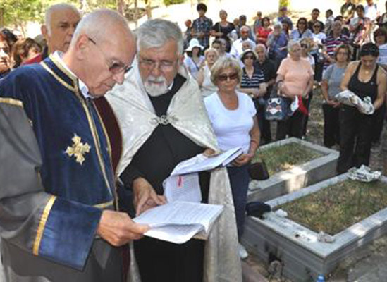 Sivaslı Ermeniler memleketlerini ziyaret etti