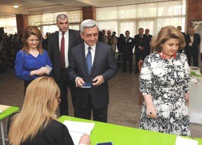 Ermenistan'da muhalefet seçim sonuçlarına itiraz etti