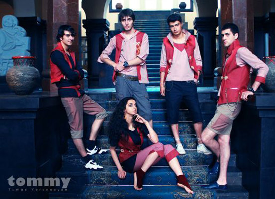 Ermenistan modasında yeni çağ