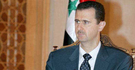 'Esad savaş suçlusu kategorisine giriyor'