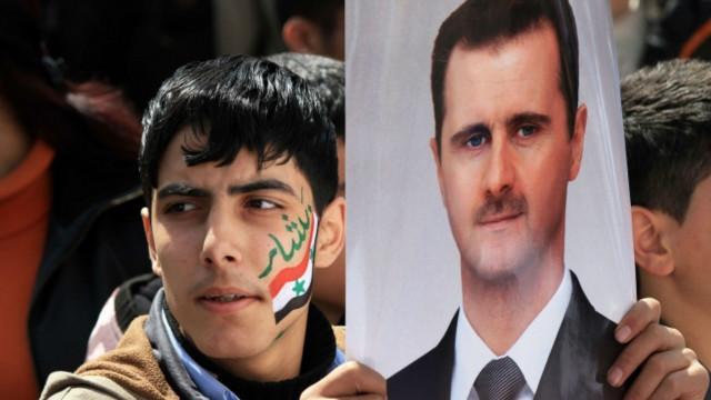 Arap Baharı Suriye'ye uzak