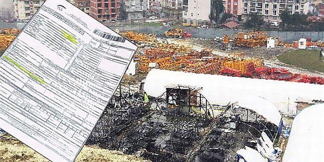 11 işçi öldükleri gün sigortalanmışlar