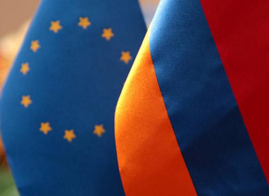 AB Ermenistan'a açılıyor