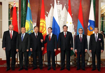 Sarkisyan 'Eurasec' görüşmeleri için Moskova'daydı