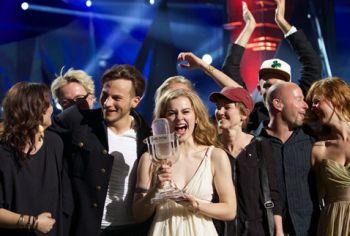 Eurovision birincisi Danimarka oldu