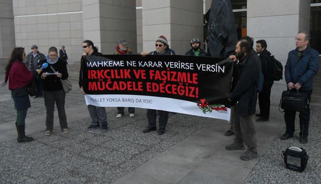 Eva Aksoy için adalet talebi