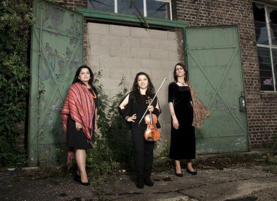 Trio Mara: Kapıları açan kadınlar