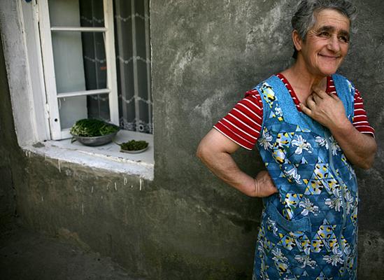 Ermenistanlılar hayatlarından memnun