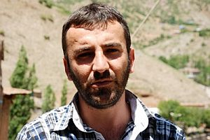 Uludereli Ferhat Encü 6. kez gözaltına alındı