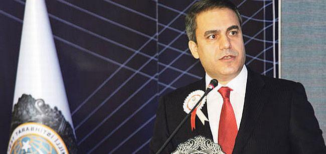 MİT Müsteşarı Hakan Fidan ifade verecek