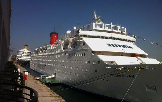 Barış Gemisi, 'Savaşsız bir dünya' için İstanbul'daydı