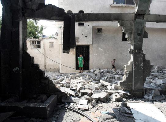 'Gazze'nin kendine özgü jeopolitik konumundan ötürü bu bir soykırımdır'