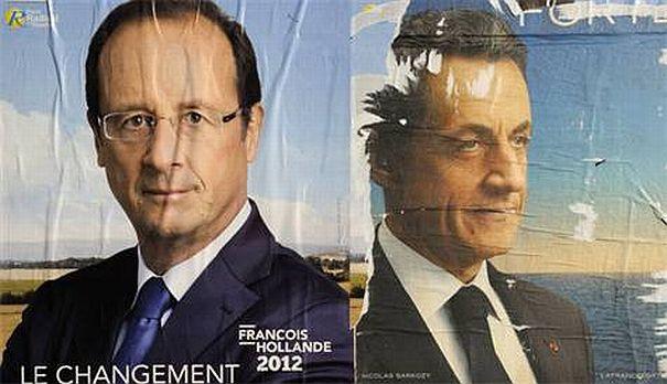 Fransa'da  seçimlerin ilk tur sonuçları belli oldu