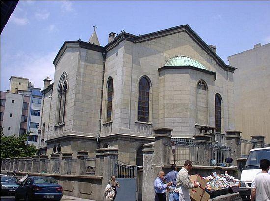 Gedikpaşa Kilisesi'ne valilikten uyarı