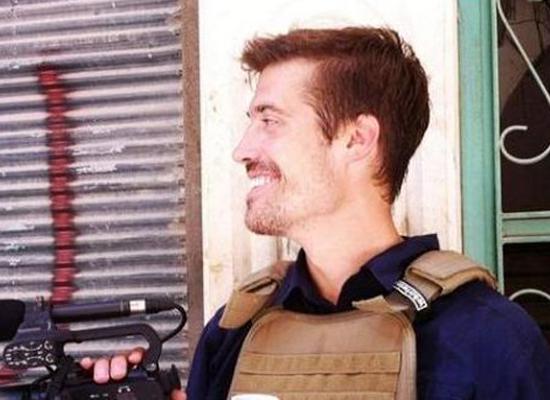IŞİD Rehin Tuttuğu Gazeteciyi Öldürdü