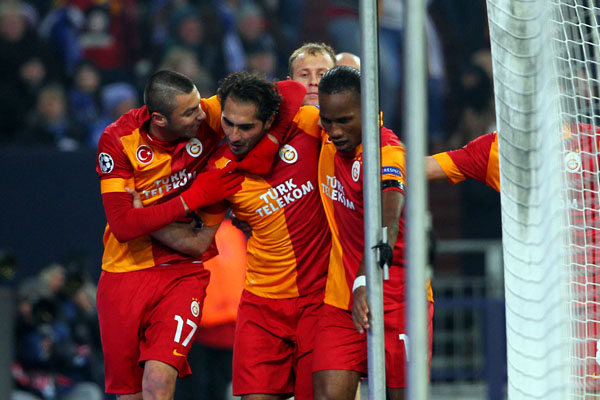 Avrupa'nın kralı Galatasaray