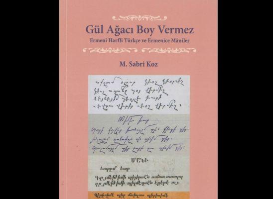 'Aşuğ' ile 'âşık'ın kesişiverdiği yer: Ermeni harfli Türkçe mâniler
