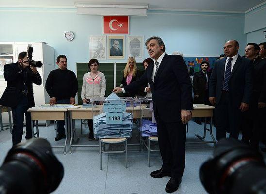 Cumhurbaşkanı Gül: Biraz sert bir seçim kampanyası oldu