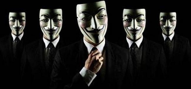 Anonymous CIA'yı çökertti
