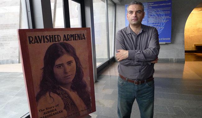 1915'in vicdan hikâyeleri Soykırım Müzesi'ne giriyor