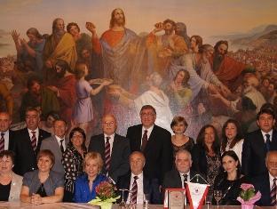 Hamahaygagan için Viyana'da toplandılar