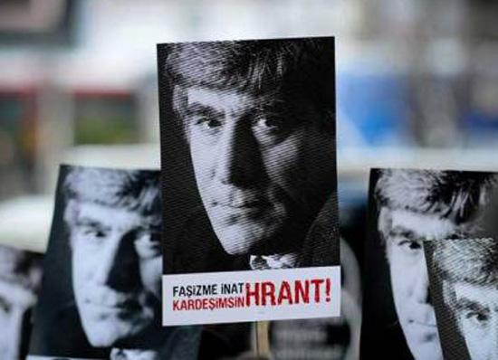 Hrant Dink Hollanda'da anıldı