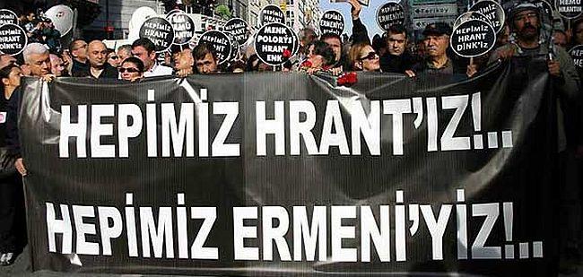 'Statüko' Hrant Dink cinayetinden memnun