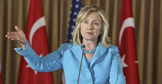 Clinton'dan Kafkasya ve Türkiye çıkarması