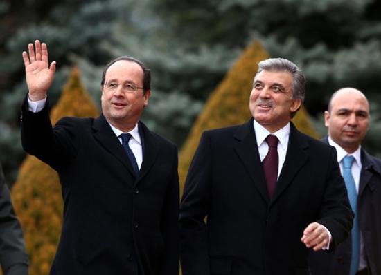 Fransa Ermenilerinin gözüyle Hollande'ın ziyareti
