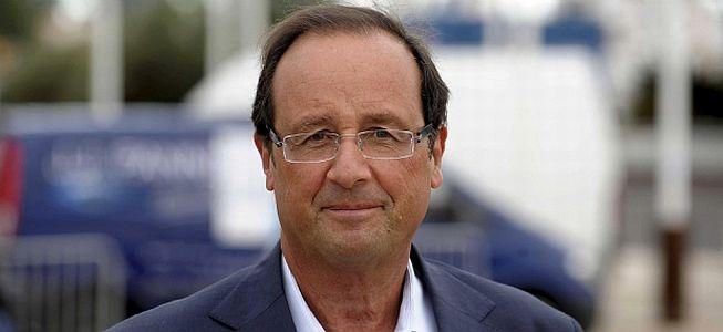 François Hollande ve Torino Belediyesi 1915'i tanıyor