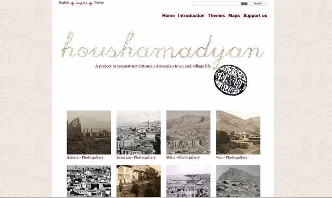 Osmanlı Ermenilerinin yaşantısı bu sitede