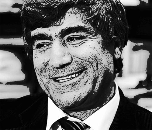 Manga Hrant Dink için şarkı besteledi