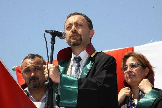 İstanbul Barosu Başkanı Kocasakal yeniden seçildi