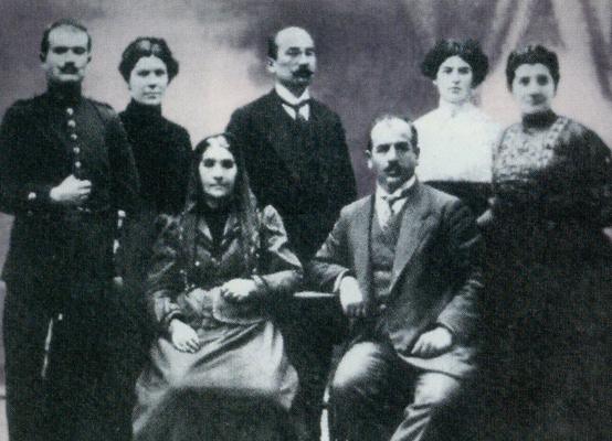 Osmanlı Ermenilerinin yaşantısı bu kitapta