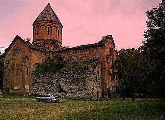 Gürcistan'dan İşhan Kilisesi talebi