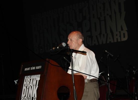 Uluslararası Hrant Dink Ödülü sahiplerini buldu