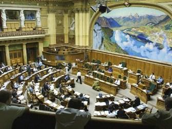 """İsviçre parlamentosundan """"kanıtlara rağmen"""" ret"""