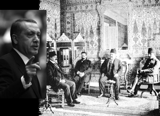 Osmanlı'dan bugüne aynı karanlık el
