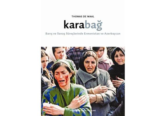 De Waal'in Karabağ kitabı Türkçe'de