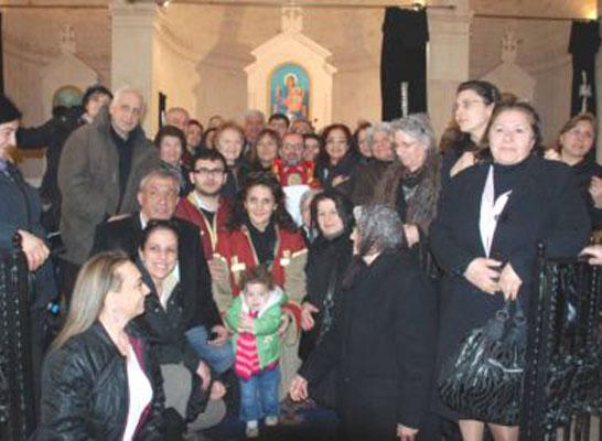 Suriye'deki olayların sona ermesi için dua ettiler