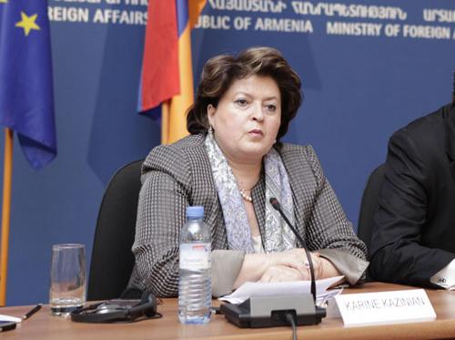 Ermenistan'ın İngiltere büyükelçisi hayatını kaybetti